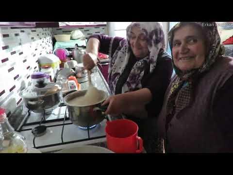 Köle dökme hamuru nasıl yapılır Şadiye Anne yemekleri