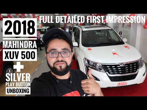 2018 Mahindra Xuv 500 | Mahindra xuv 500 2018 | 2018 xuv 500 detailed video | 2018 xuv 500 price