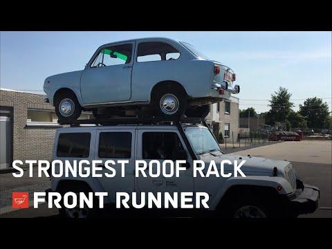 STRONGEST ROOF RACK?
