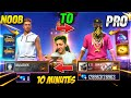 Gambar cover Free Fire New Account To *Pro* Challenge | Buying 30,000 Diamonds in 10 Minutes - Garena Free Fire
