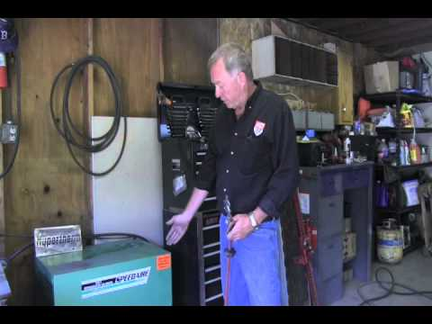 Jim Colt discusses air quality for plasma cutting systems