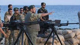 ایحاد تیپ واکنش سریع  در سپاه پاسداران و آموزش رزمندگان خارجی