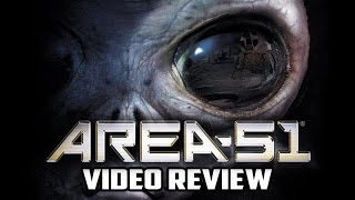 Area 51 PC Game Review