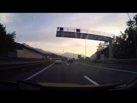 Austria. Motorway A12 Inntal Autobahn, 0-145 km. 2014-06, 1x
