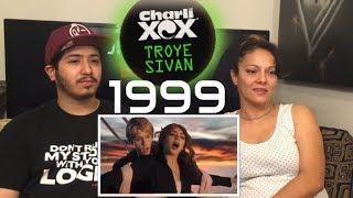 #MomReacts Charli XCX Troye Sivan 1999 REACTION Video
