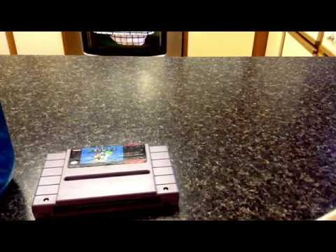 How To Clean a Super Nintendo (SNES) Game Cartridge