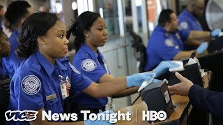 The Government Shutdown Is Now Affecting National Security (HBO)