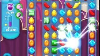 Candy Crush Saga SODA Level 419 CE