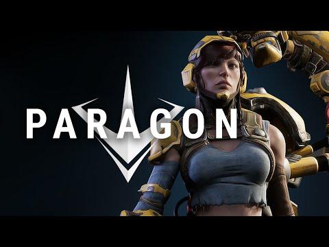 видео: paragon - Впечатления (Первый взгляд, epic, 60fps)