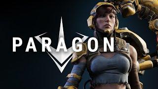 Paragon - Впечатления (Первый взгляд, Epic, 60FPS)