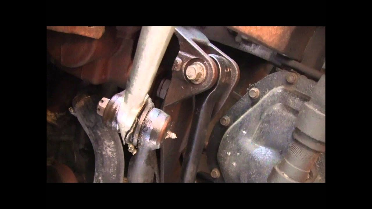 1999 ford f 250 4x4 steering tie rod drag link track arm replacement for death wobble cure [ 1280 x 720 Pixel ]