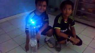 Video Lampu Tanda Banjir 2