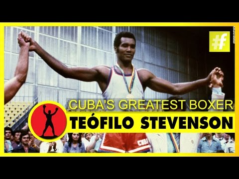 Teófilo Stevenson - Cuba's Greatest Boxer (Muhammad Ali - Fighting Spirit)