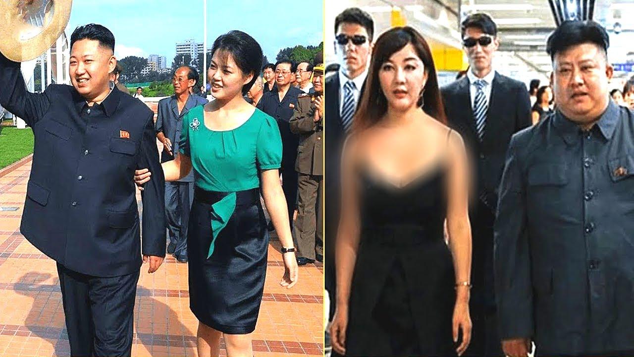 شاهد كيف تعيش زوجة كيم جونغ يون أقوى الرجال في العالم !!