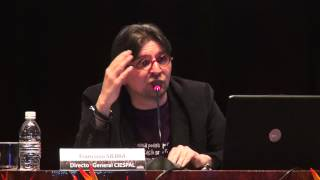 Conferencia Magistral: Francisco SIERRA (CIESPAL)