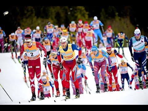 Лыжные гонки ЧМ 2019   Спринт полуфиналы и финалы