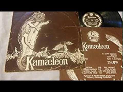Kamaelon - Kamaelon 1978 FULL VINYL ALBUM (jazz rock)