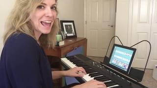 Learning Piano with Yousician: Day 30