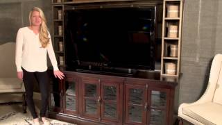 Proximity Entertainment Console with Deck from Universal Furniture