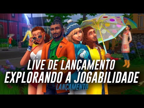 🌼 🍂 Jogabilidade das Estações! | Lançamento | The Sims 4 Estações | #4