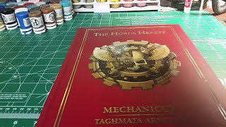 Update: What's new in the Mechanicus Command Bunker