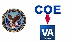 What is a VA Certificate of Eligibility and who should order it?