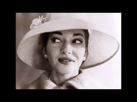 Maria Callas, Senza Mamma !