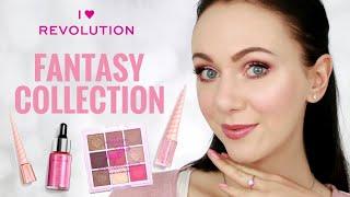 I Heart Revolution Fantasy Angel Collection   Makeup Revolution   First Impression