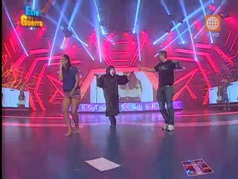 María Pía Copello y Mathías Brivio se enfrentaron en Guerra de Baile- Esto es Guerra - 13/05/2015