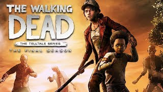The Walking Dead FULL Season 4 (Telltale Games) The Final Season All Cutscenes 1080p HD
