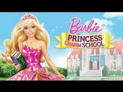 บาร์บี้ กับโรงเรียนเจ้าหญิง Barbie Princess Charm School