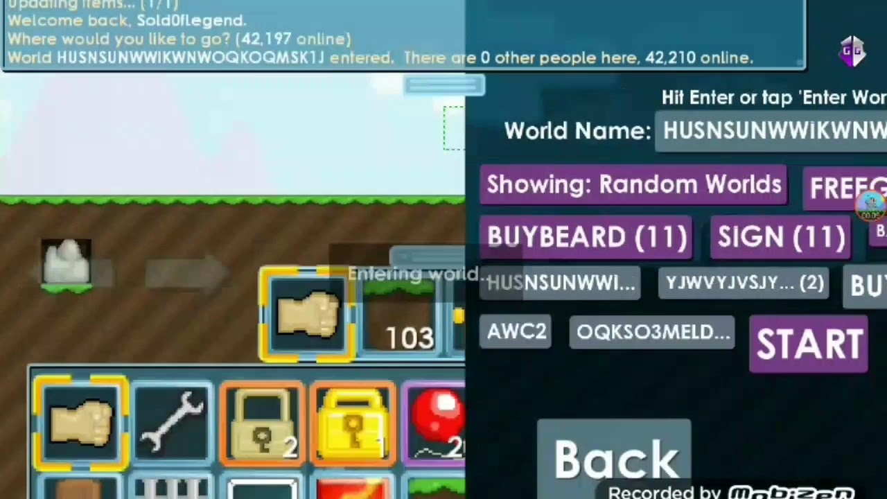 Growtopia : How To Hack Legendary Wing + Legendary Bot using game guardian  [ ROOT ONLY !!