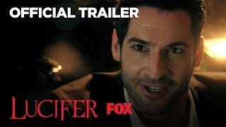 LUCIFER | Official Trailer | FOX BROADCASTING