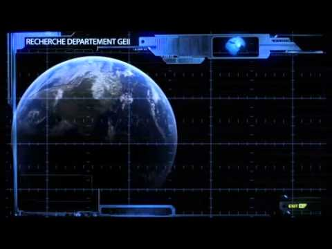 Satellite Tracking GEII GPS After Effects C4D