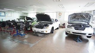 한국자동차 정비학원(안산) 시설및장비