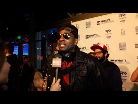 Tube-A-Thon 2013 Interview With DeStorm Power!