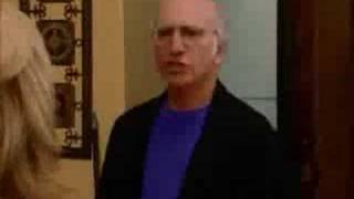 Curb Your Enthusiasm - Larry David on Sampling