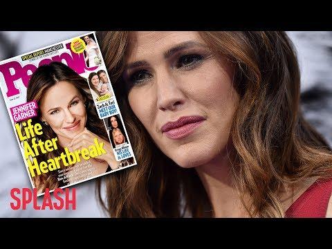 Jennifer Garner Slams People Magazine Cover Story | Splash News TV
