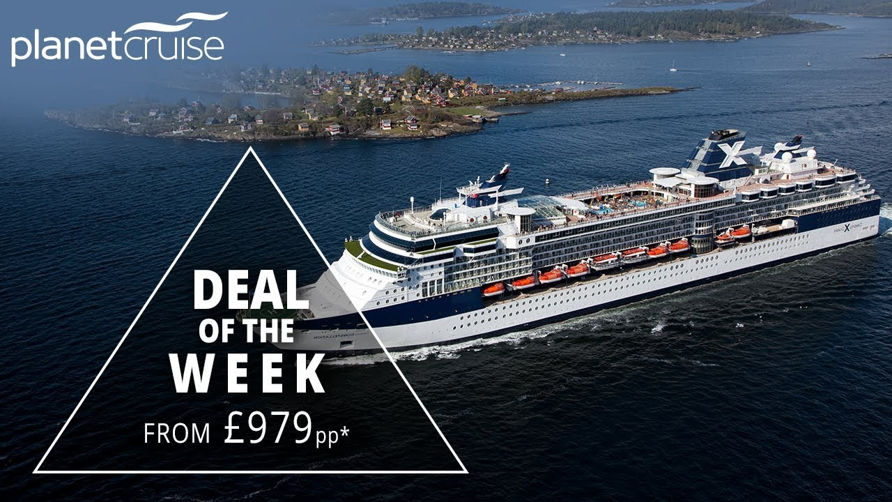 Celebrity Constellation - Arabian Sea & Indian Charms Cruise | Planet  Cruise Deals of the Week
