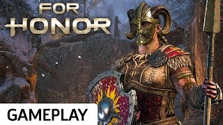 For Honor - Valkyrie Gameplay Highlights