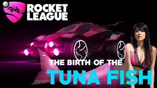 TUNA FISHED!?!?  - Rocket League (Funny Moments)