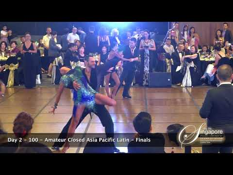 SODC2017 - 26 November 2017  Amateur Closed Asia Pacific Latin  Final
