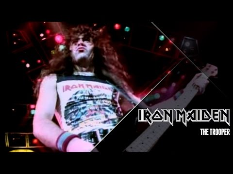 Iron Maiden - The Trooper (Official Video)