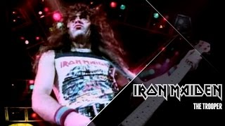 Iron Maiden   The Trooper (official Video)
