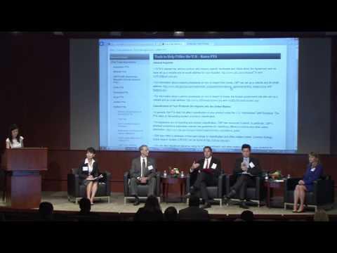 Summit on the Korea-US Free Trade Agreement, Sep. 4 2014