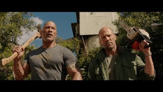 Fast & Furious: Hobbs & Shaw - Final Trailer (Universal Pictures) HD