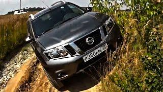 Лучше Дастера? Тест драйв Ниссан Террано 2014-2015 Nissan Terrano(, 2014-08-22T18:47:07.000Z)