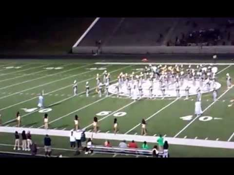 Morrow High School Marching Band 2014