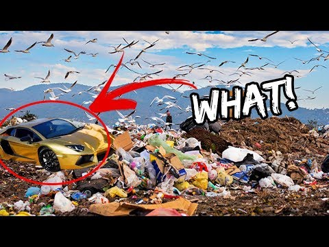 Top 10 Insane Things Found In Trash