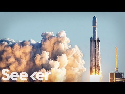 SpaceX's Falcon Heavy Is Launching One of its Most Complex Missions Yet
